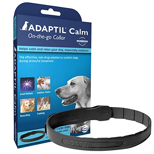 Adaptil Calm On-The-Go-Collar for
