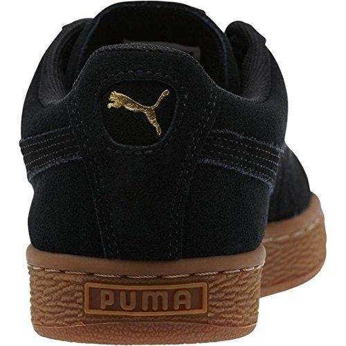 Basket Wn's 36422502 Classic Suede Puma Gold ZWPnFnB