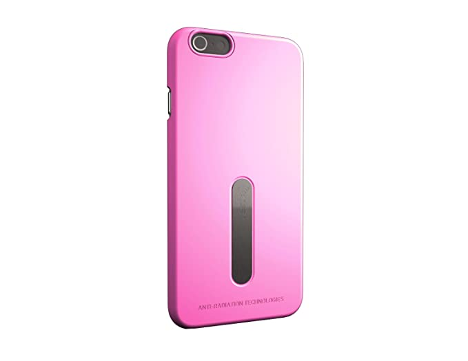 newest 8bcf8 8d08d Vest Anti-Radiation Case Cover Radiation Protector for iPhone 6 Plus and  iPhone 6s Plus - Pink