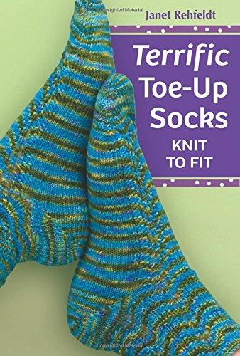 Terrific Toe Up Socks Knit Fit product image