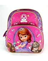 """Sofia the First - Toddler 12"""" Backpack - Princess in Training"""