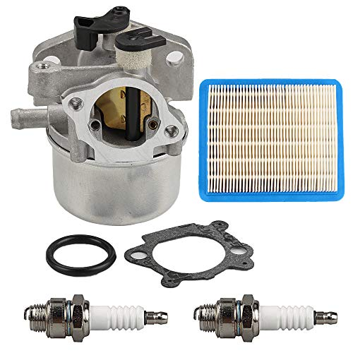 - Mannial Carburetor Carb fit Briggs & Stratton 799866 Replaces 796707 799871 794304 Engine Toro Craftsman Lawn Mower