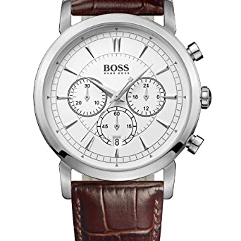 Hugo Boss 1512871 Leder Chronograph