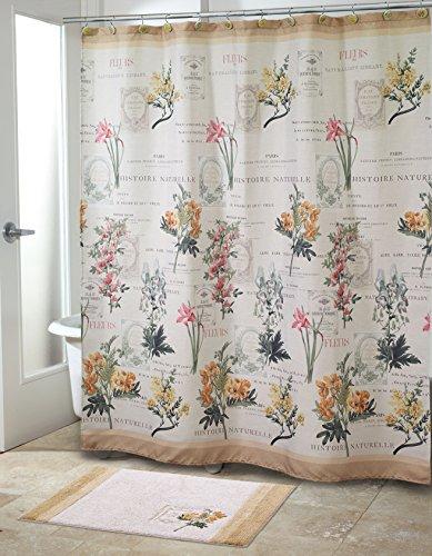 Avanti Bath Accessories, Alana Shower Curtain Bedding