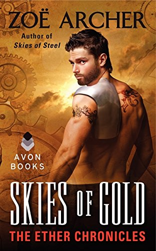 book cover of Skies of Gold