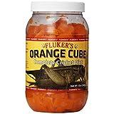 Fluker's 71301 Orange Cube Complete Cricket Diet, 12 oz