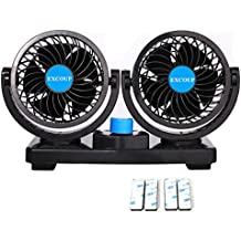 Taotuo 12V Electric Car Fan