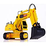 Wireless RC Remote Control Excavator Toy
