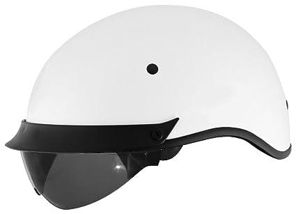 5f47d35f Cyber Helmets U-72 Solid Helmet , Helmet Type: Half Helmets, Helmet Category