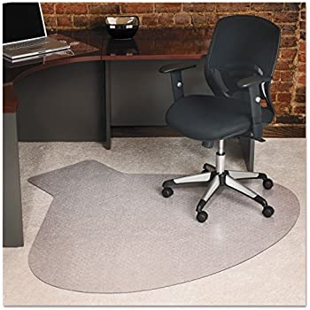 Amazon Com Black Chair Mat 46 X 55 Workstation Beaker