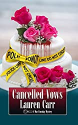 Cancelled Vows (A Mac Faraday Mystery Book 11)
