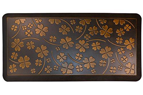 AMCOMFY Kitchen Anti Fatigue Mat,Comfort Floor Mats,Standing Desk Mats,Antique Series (20