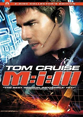 Amazon com: Mission: Impossible III (Two-Disc Collector's