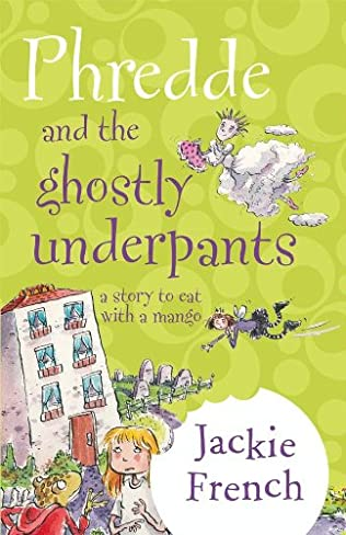 book cover of Phredde and the Ghostly Underpants