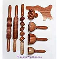 CEDAR Wood Therapy/Maderoterapia Swedish cup, massage tools ced1w