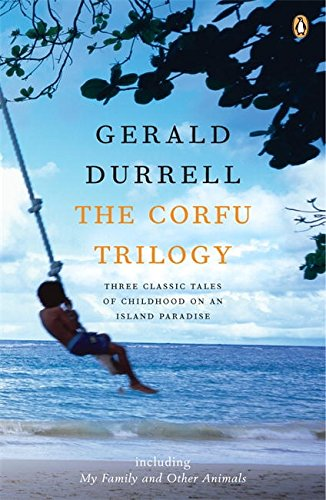 Corfu Trilogy cover
