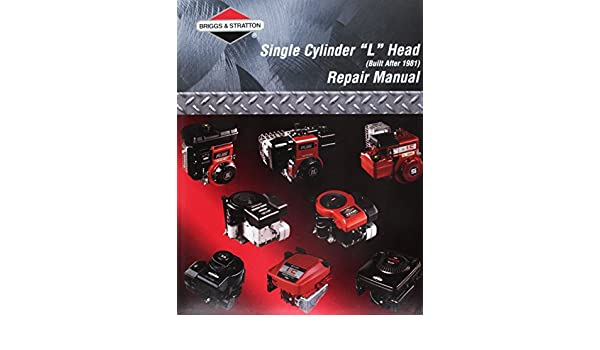 Briggs and Stratton 270962 - Manual de reparación: Briggs ...