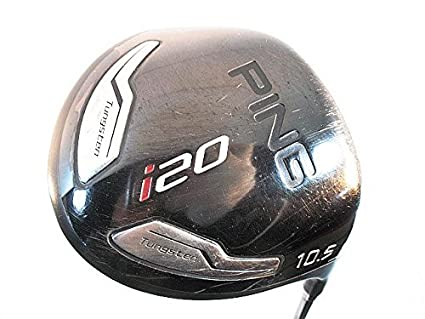 Amazon.com: Ping i20 Driver 10,5 Stiff Club de Golf: Sports ...