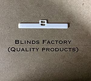 20 X 3.5 (89mm) Top Hangers Vertical Blind Parts/Spares Free P&P by Any Blind