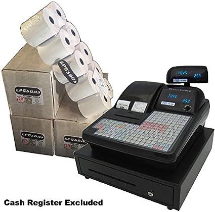eposbits® marca rollos para Merlin/TOWA/Geller SX-690 SX690 caja ...