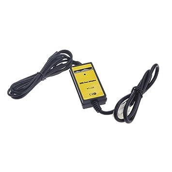Element 2003-2011 vhbw AUX Adapter Kabel KFZ Auto Radio f/ür Honda Accord 2003-2011 City 2002-2011 Civic 2006-2011 Fit 2002-2011 CRV 2005-2011