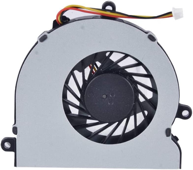 CPU Cooling Fan Compatible for Dell Inspiron 15-3537 15R-5537 17R-5721 17R-5737 M531R-5535 M731R-5735 17-3737 15-3521 15R-5521, 74X7K 074X7K