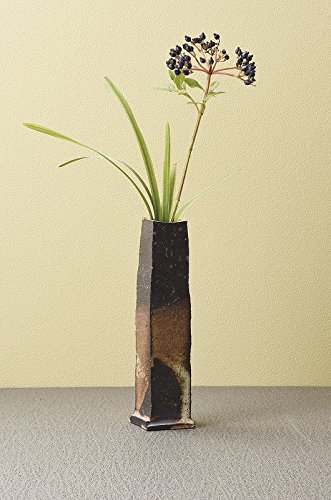 Amazon Japanese Ceramic Tokoname Ware Ikebana Flower Vase
