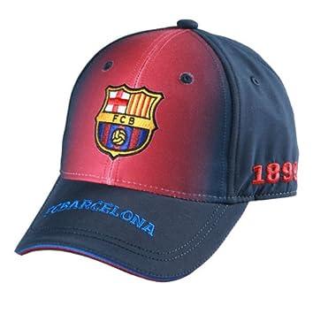 Casquette enfant Barça - Collection officielle Fc Barcelone  Amazon ... d8abaad9bce