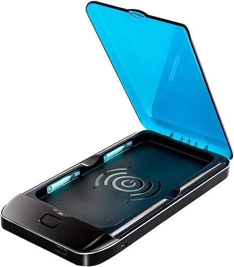 Esterilizadores Desinfectante De Teléfono Celular UV Y ...