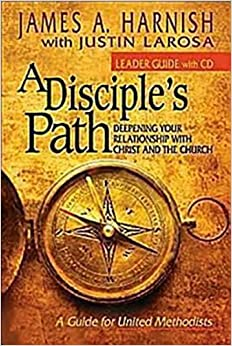 Book A Disciple's Path Leader Guide with CD-ROM: Deepening Your Relationship with Christ and the Church