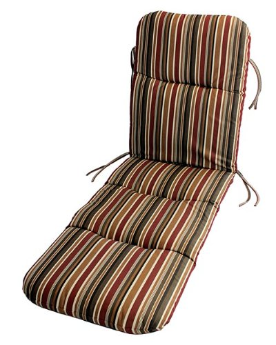 Sunbrella Outdoor Chaise Cushion by Comfort Classic Inc. in Brannon ()