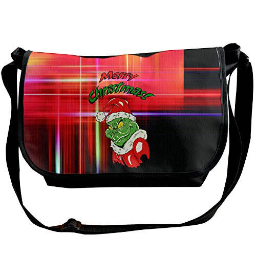 F1&Cany Grinch Christmas Story Clipart Handbag Cross Body Bag Messenger Sling Bag Shoulder Bags Purse Clipart