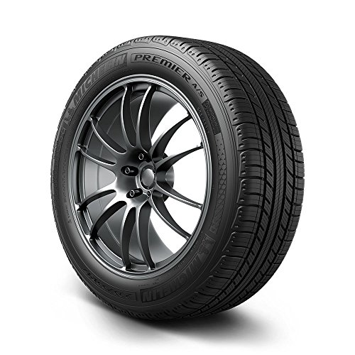 Michelin Premier A/S Touring Radial Tire - 225/50R17 94V by MICHELIN (Image #4)