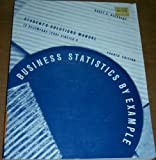 Business Statistics by Example, Boudreau, 0023127147