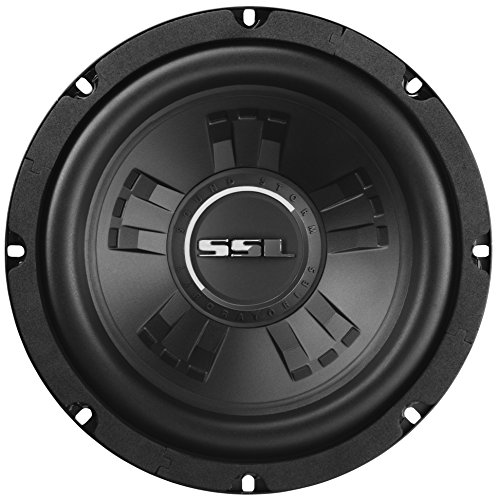 Sound Storm SSLD8 Car Subwoofer - 600 Watts Maximum Power, 8