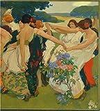 img - for The Art of Arthur & Lucia Mathews book / textbook / text book