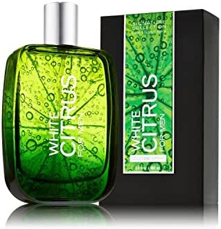 Bath & Body Works White Citrus for Men 3.4 oz Cologne Spray
