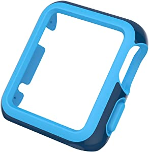 Speck Products CandyShell Fit Case for Apple Watch 38mm Deep Sea Blue Maya Blue
