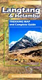 img - for Langtang & Helambu: Trekking Map and Complete Guide book / textbook / text book