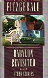 Babylon Revisited, F. Scott Fitzgerald, 0020199805