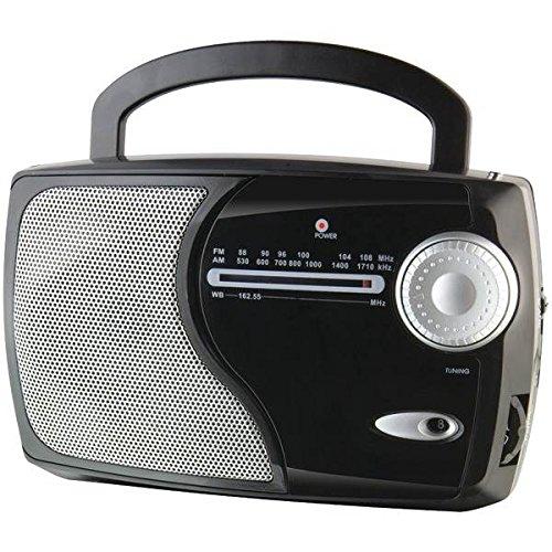 Petra AM/FM Weatherband Radio