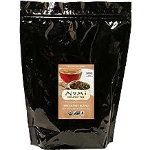 Numi Organic Tea Breakfast Blend, Loose Full Black Tea, 16 Ounce Bulk Pouch