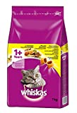 Whiskas Dry Cat Food Complete with Chicken, 7 kg