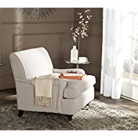 Safavieh Mercer Collection Chloe Club Chair, Taupe