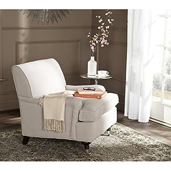 Safavieh Mercer Collection Chloe Club Chair Taupe