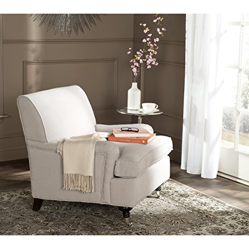 Safavieh Mercer Collection Chloe Club Chair, (Chloe Side Chair)