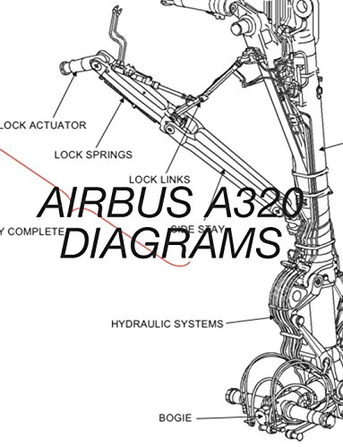 AIRBUS A320 DIAGRAMS (AIRBUS A320 COLLECTION Book 2)