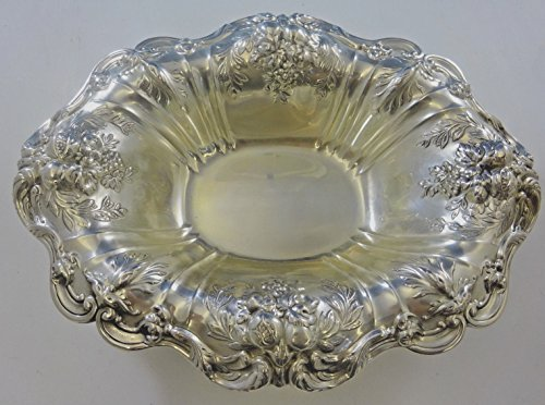 - Francis I by Reed & Barton Sterling Silver Vegetable Bowl Oval Footed #X566F