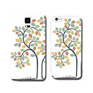 Tree Heart. A heart shaped tree. cell phone cover case Samsung S6