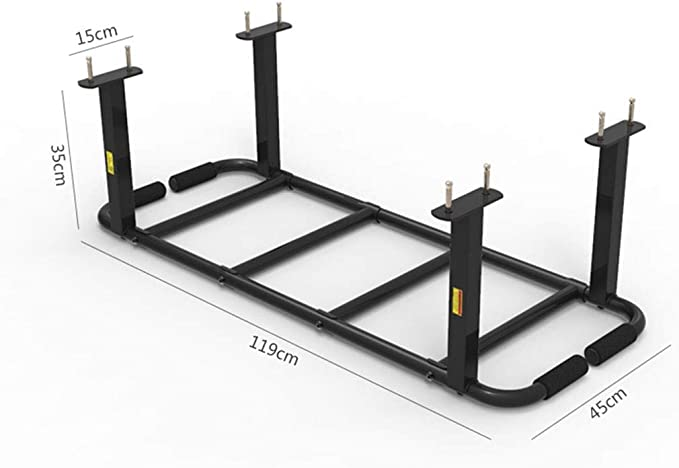 Barras Pull-up Escalera de Escalada Rack Pull-up Rack TRX de ...